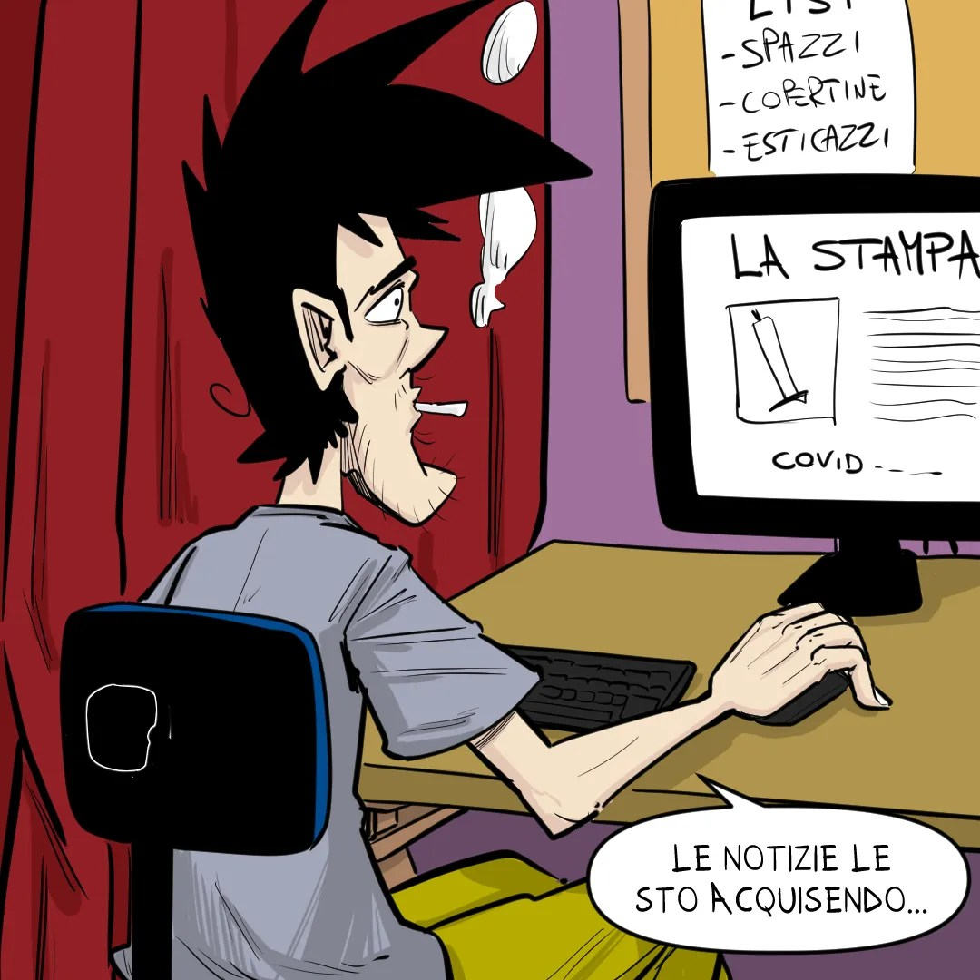 coworking dinaz.it blog a fumetti