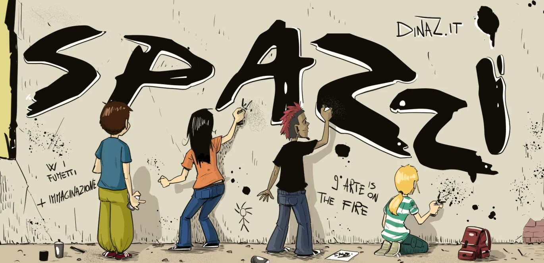 spazzi dinaz blog a fumetti