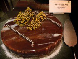 Mint Chocolate Gateaux