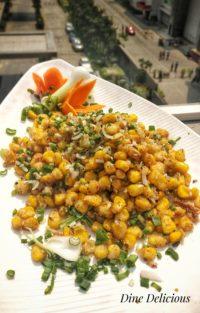 Corn Salt & Pepper