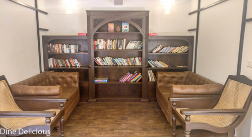 Books Section