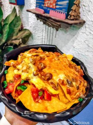 Cheesy Nachos Avalanche