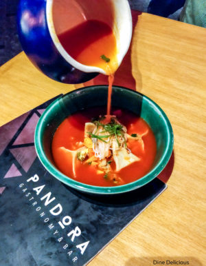 Spicy Canton Broth