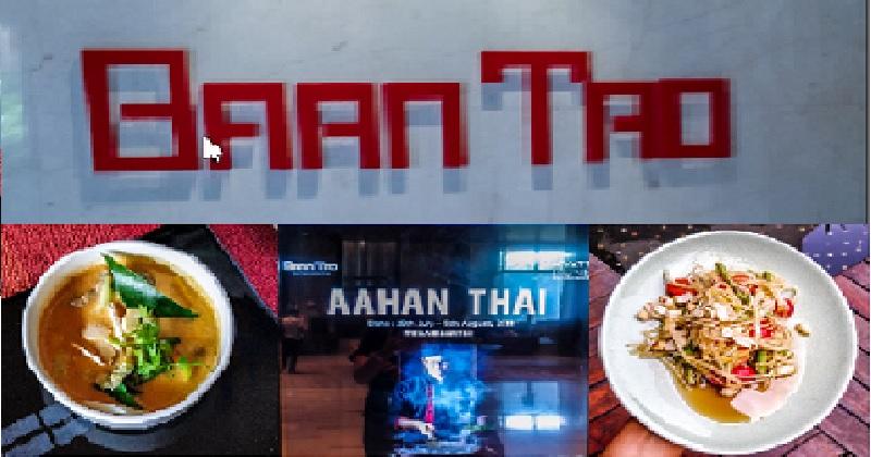 Aahan Thai Food Festival, Baan Tao