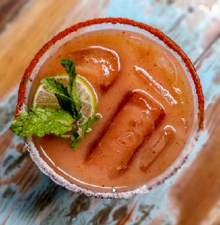 Guava Mocktail