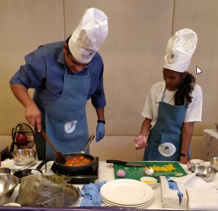 Cook with Hyatt
