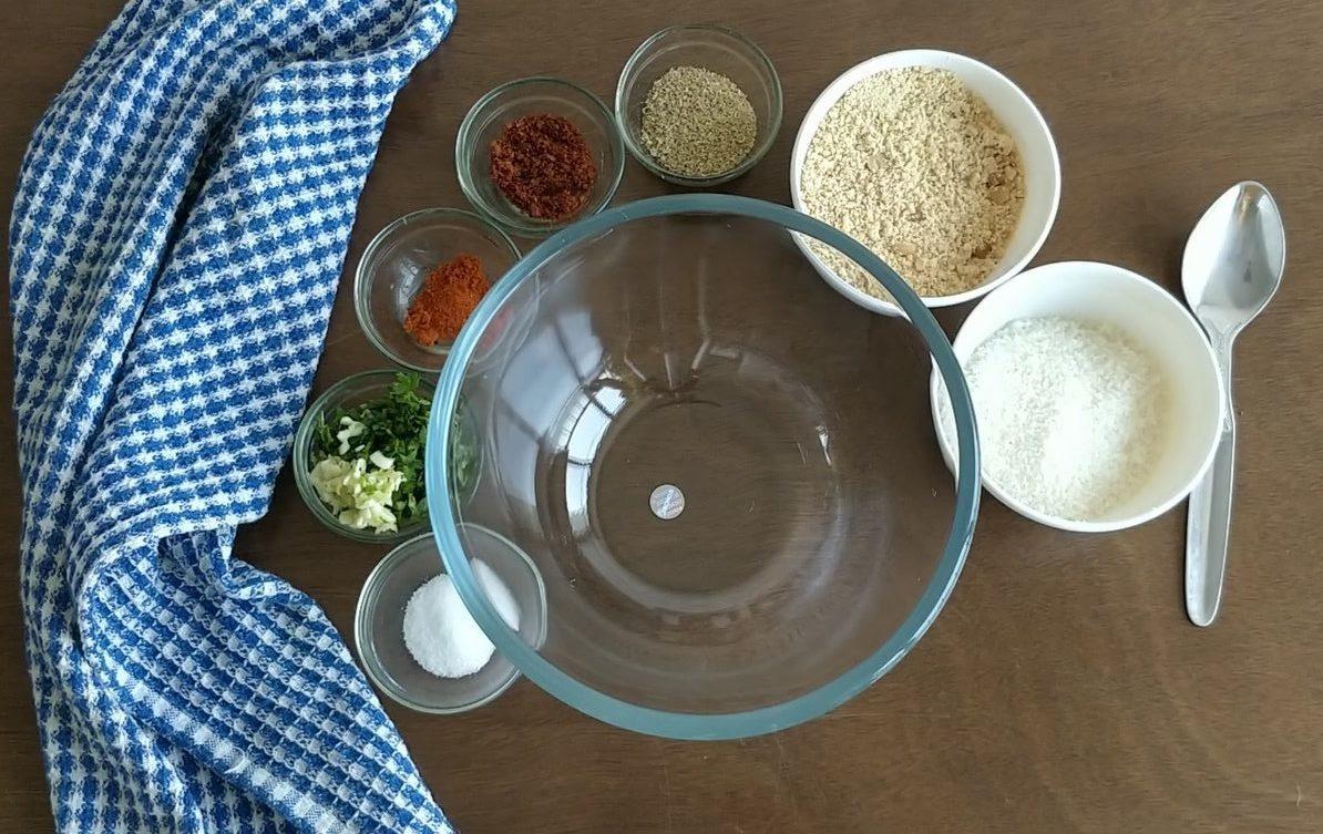 Bhareli Bhindi Stuffing Ingredients