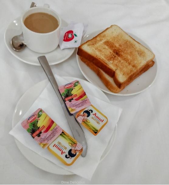 Tea Time, Staycation