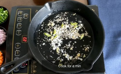 Indo Chinese Recipe