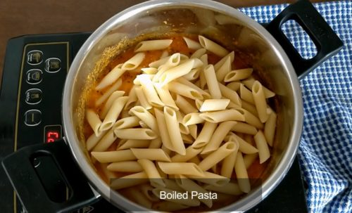 How to make Penne Pasta at Home