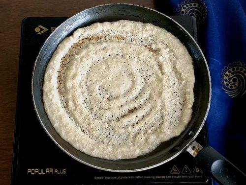 Oats Dosa Breakfast Recipe