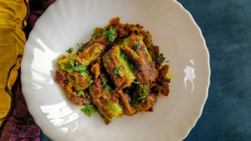 Bharwa Gilki ki Recipe