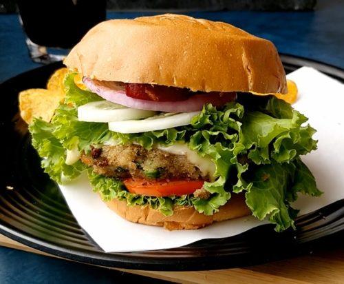 Mc Veggie Burger Recipe