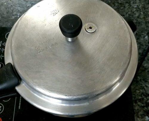 Pressure Cooker Pulao