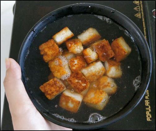 fried paneer pulao recipe