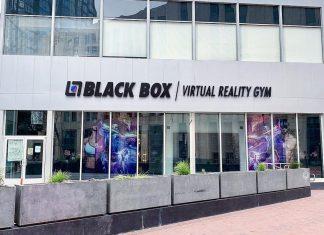 Black Box Virtual Reality Gym