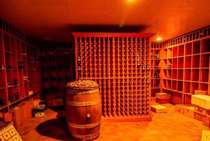 Storing Wine-1