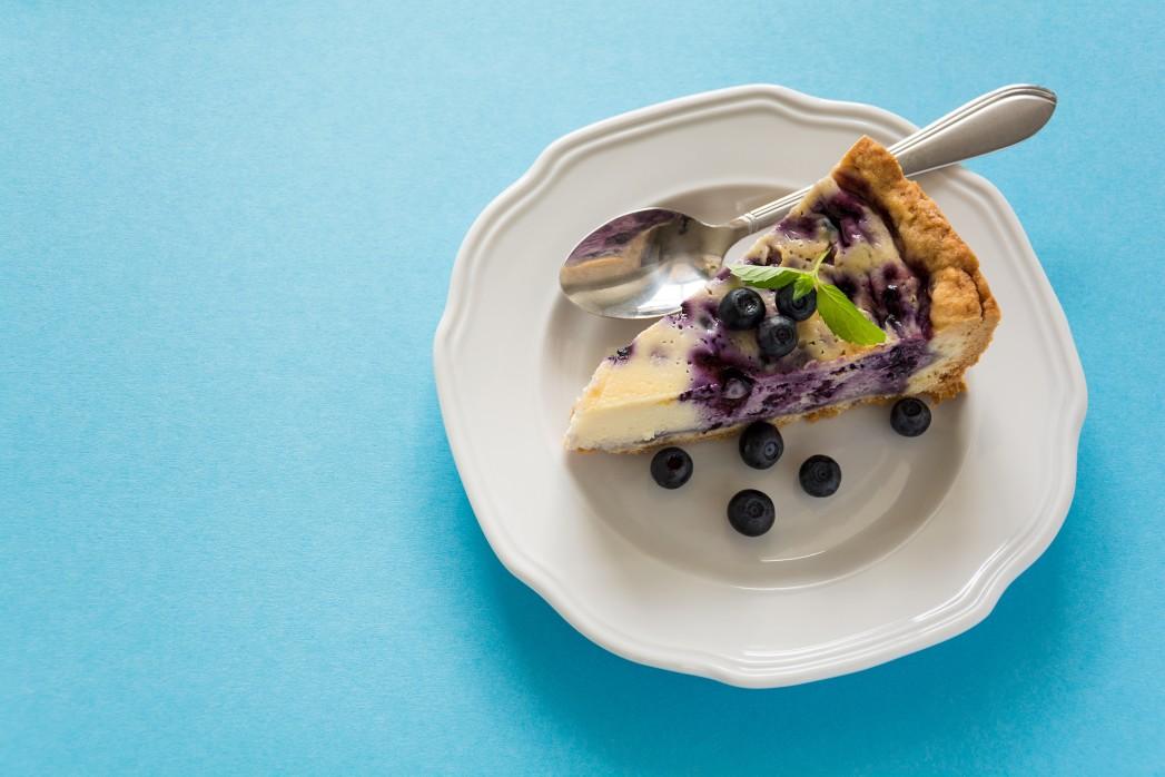 Meatless Monday Recipe: Vegan Blueberries