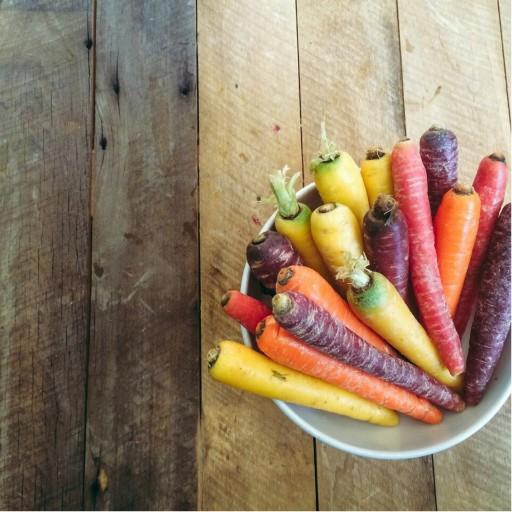 Meatless Monday: Delicious Creamy Carrot Soup