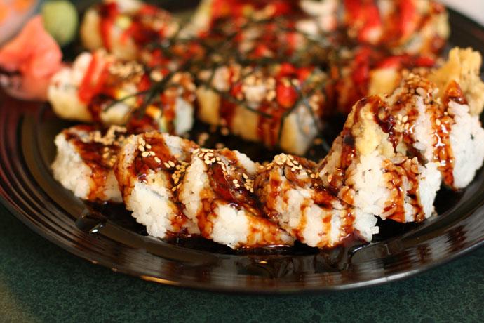 Sushi Restaurants 14th Street