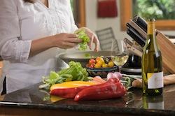 Cuisine à domicile