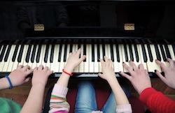 Professeur et accordeur de piano