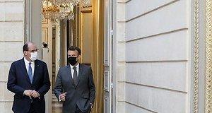 Macron confirme Castex à Matignon