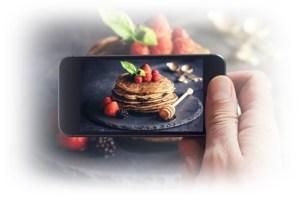 Vender fotografías por internet smartphone