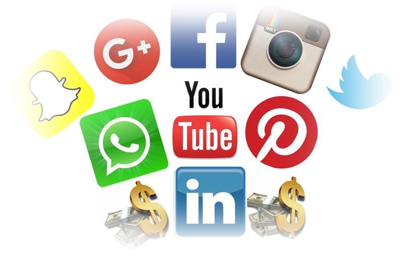 redes sociales para ganar dinero