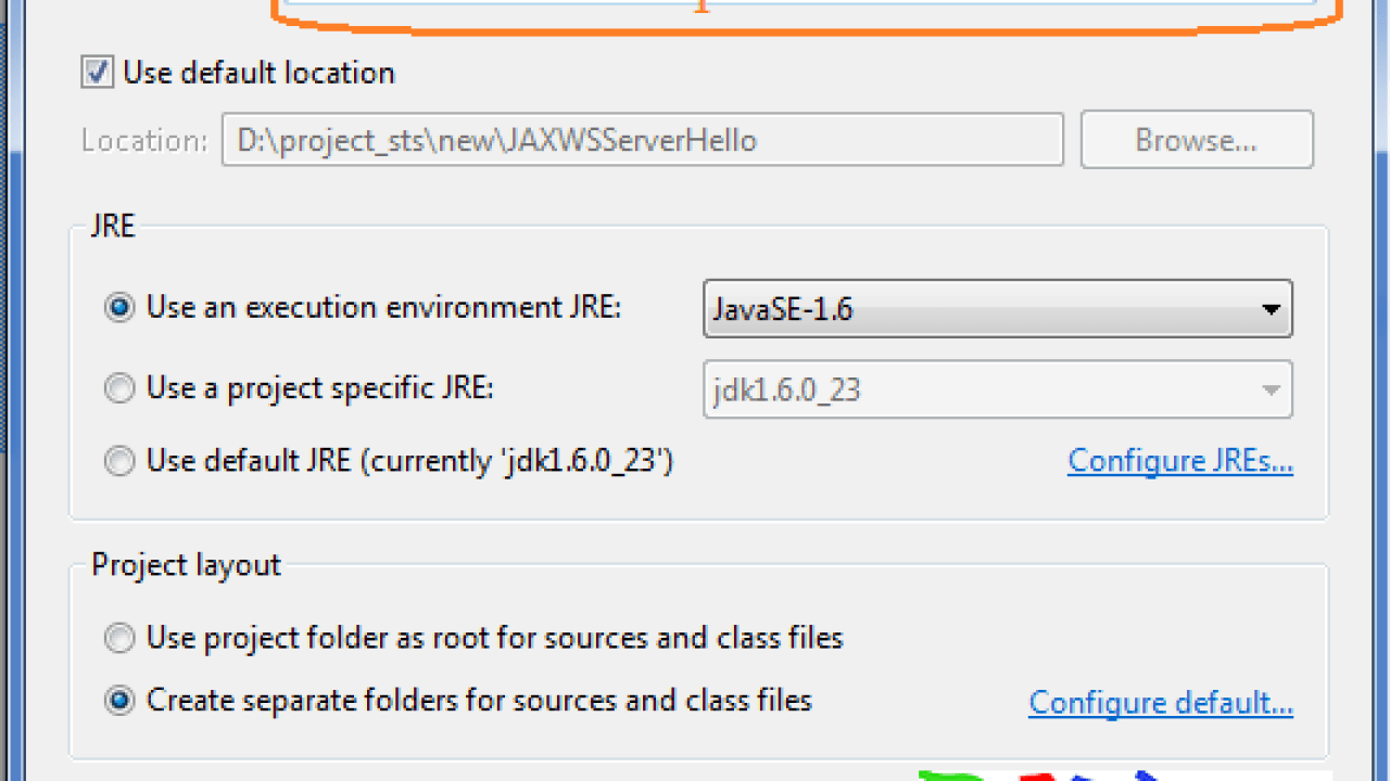 JAX WS Hello World Example - Dinesh on Java