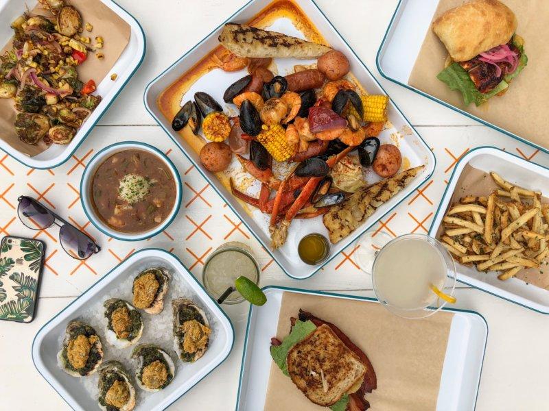 New Restaurant Opening: TLC