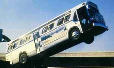 Το άλμα του λεωφορείου στο Speed