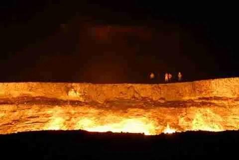 Darvaza, η πύλη προς την Κόλαση
