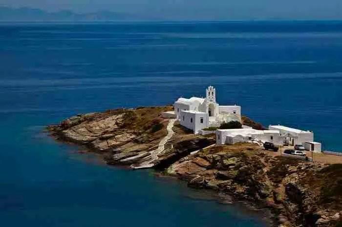 Σίφνος: Το νησί που έχει τα πάντα!