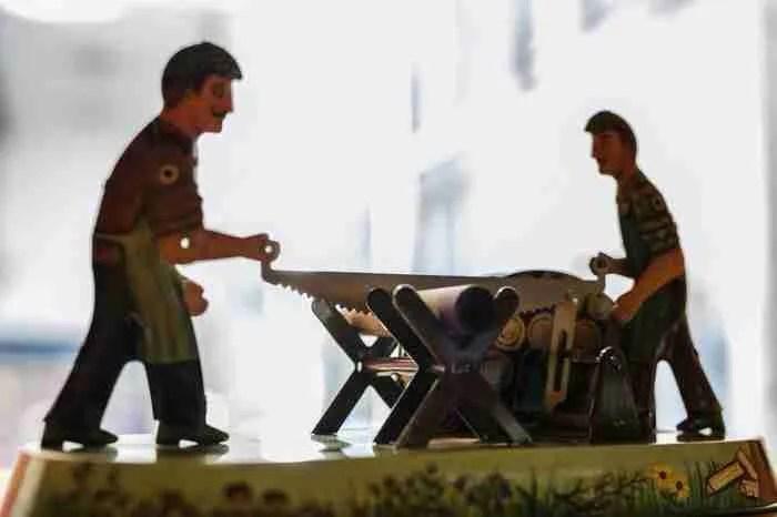 «Παιχνίδια Δαμίγος»: Το πιο παλιό παιχνιδάδικο της Ελλάδας βρίσκεται στην Ομόνοια