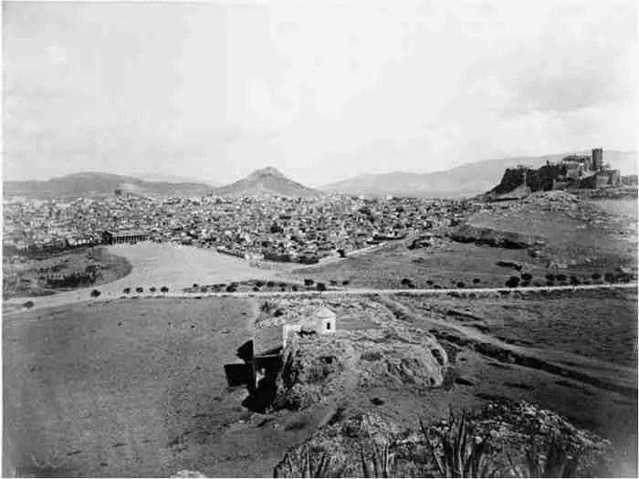 Πως η Αθήνα από ένα μικρό χωριό 7.000 κατοίκων έγινε η πρωτεύουσα της Ελλάδας