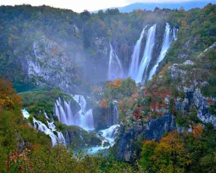 Το Εθνικό Πάρκο της Κροατίας είναι από τα πιο όμορφα τοπία που θα αντικρίσεις στη ζωή σου