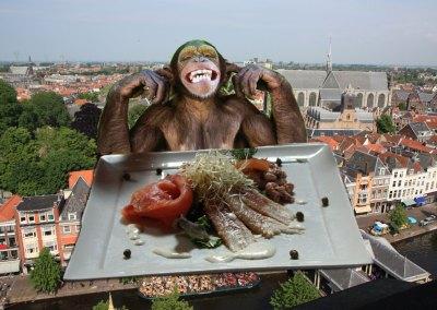 Broodje Aap Culinair Leiden