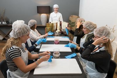 Chocoladeworkshop Den Haag