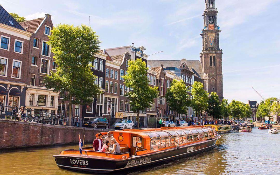 Lovers Rondvaart Amsterdam: Entree 4 t/m 13 jaar
