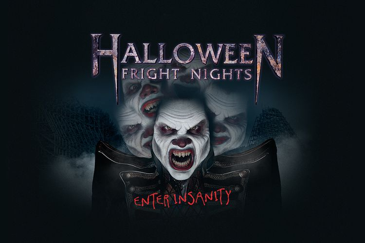 Tickets Halloween Fright Nights in Walibi Holland (2 p.)