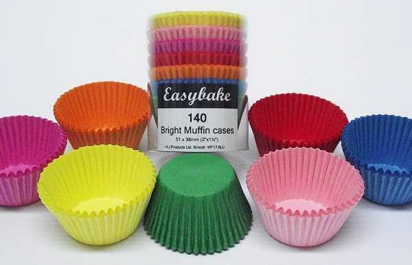 Cup Cake and Muffin Cases
