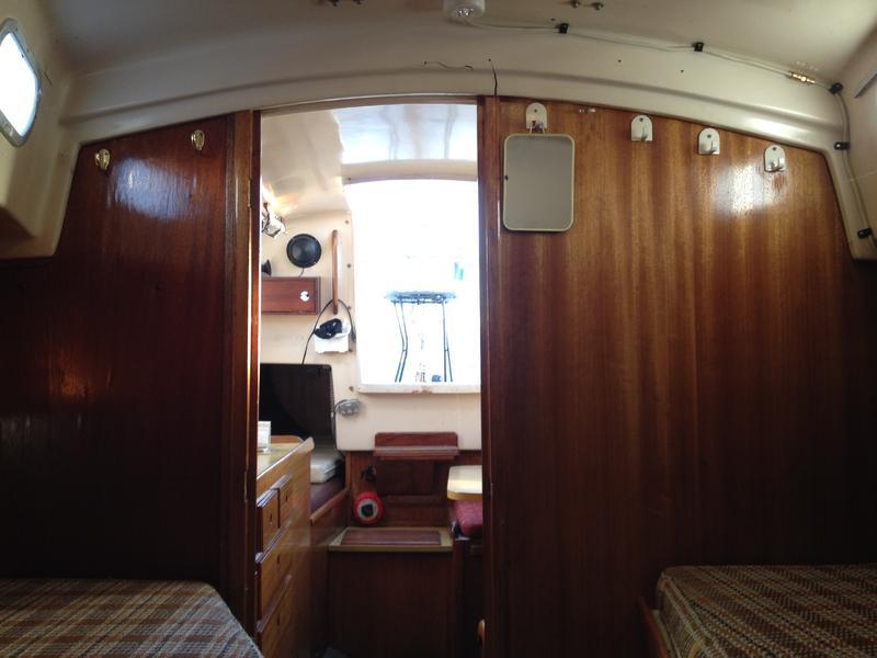 Bristol 24 interior