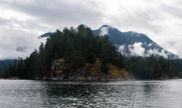 desolation sound, solo sailor girl, single handed sailor