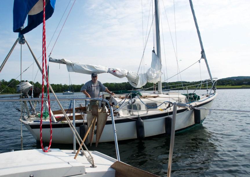 bristol 24, dinghy dreams