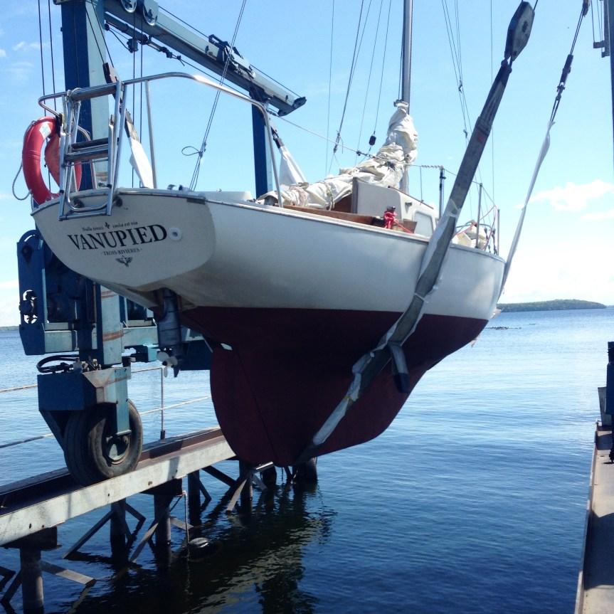 live aboard, solo sailor girl, pearson ariel 26