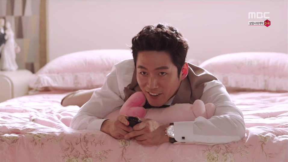 Mischievous Jang Hyuk in Fated to Love You