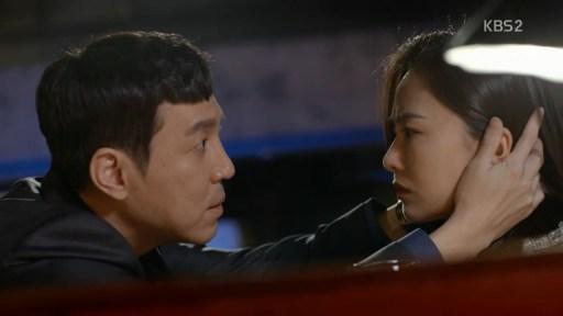Hong Soo-Hyun and Choi Won Young in Mad Dog