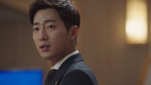 Lee Yoo Beom in While You Were Sleeping