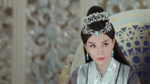 """Tanhai Youxue in """"Fighter of the Destiny"""""""